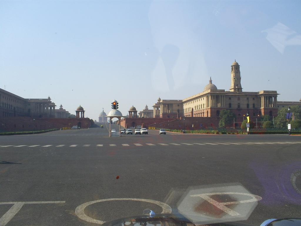Индия DX Новости Президентский Дворец VU2PTT