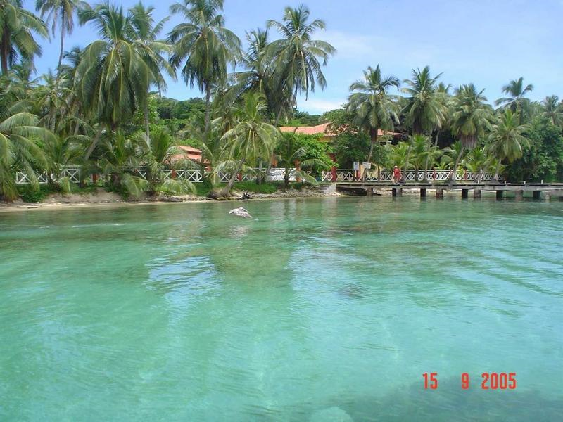 Остров Исла Гранде H92G