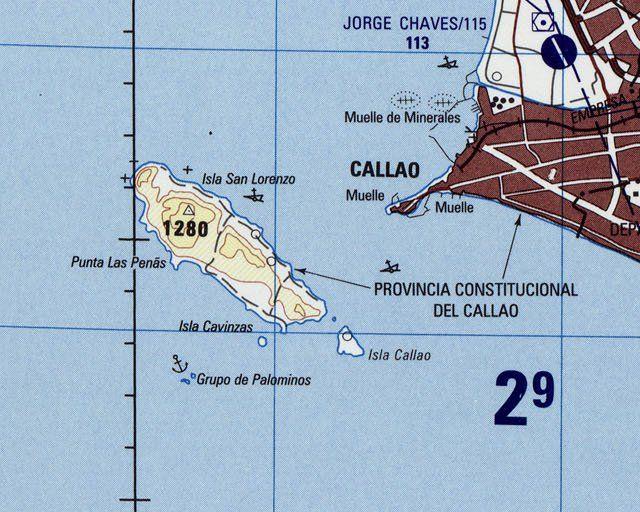 Isla San Lorenzo OC0I