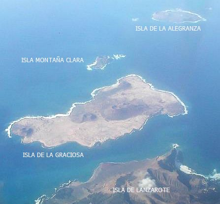 Isle de la Graciosa Graciosa Island Canary Islands EE8YG DX News