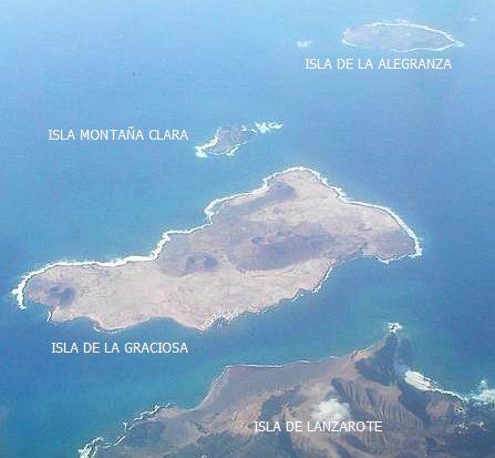 Остров Грасиоса Канарские Острова EE8YG DX Новости
