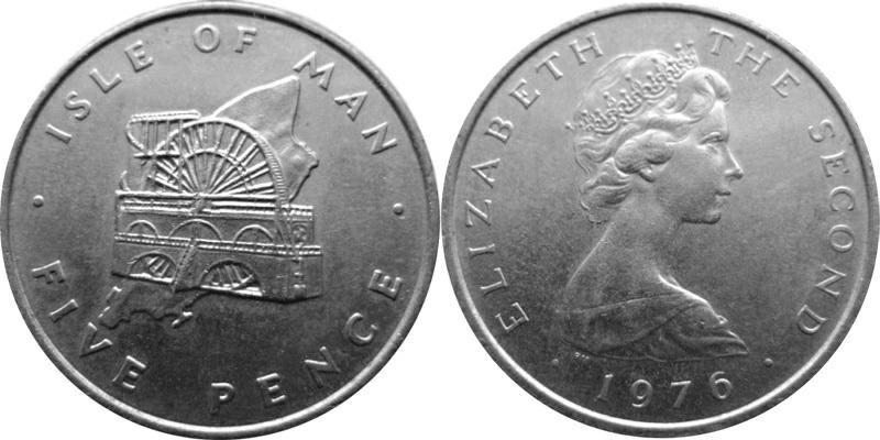 Остров Мэн  MT0WCB монеты