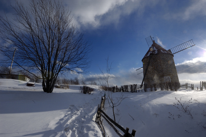 Isle aux Coudres Quebec