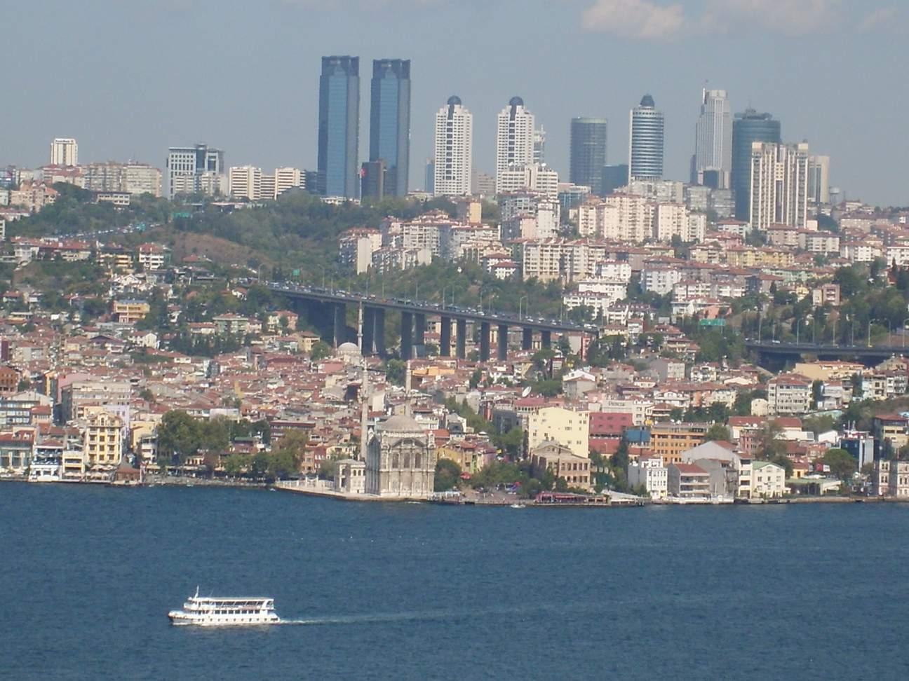 Istanbul Turkey TA1/F5RAV