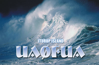 Iturup Island Kuril Islands UA0FUA