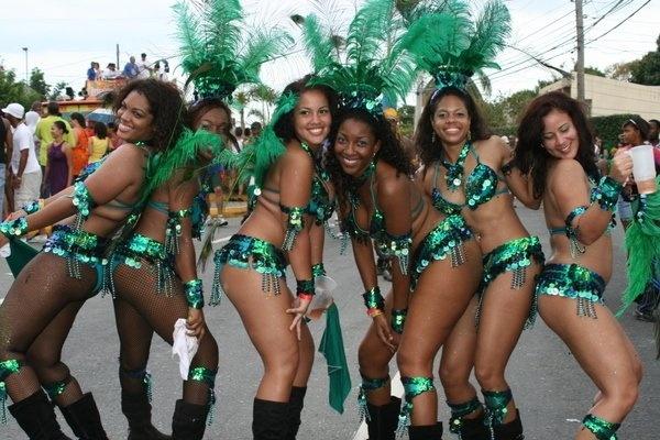 Ямайка 6Y3M Карнавал