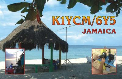 Jamaica 6Y5/W8YCM