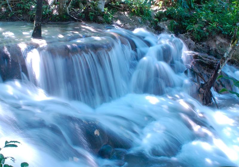 Ямайка OE3GEA/6Y5 Водопад