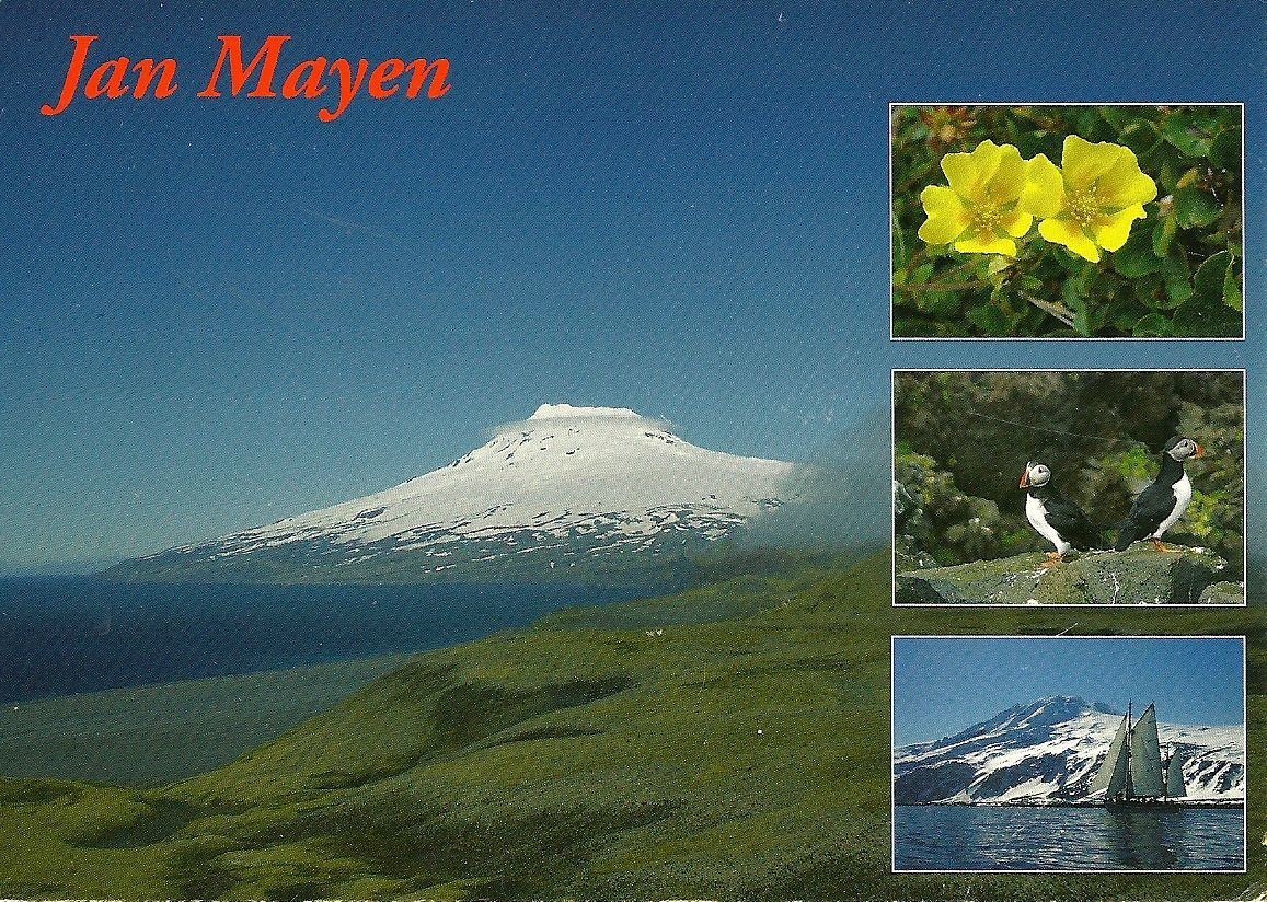 Jan Mayen Island JX3TUA DX News