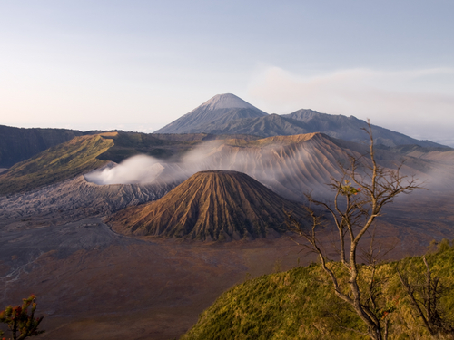 Java Island Indonesia DX News YE2T