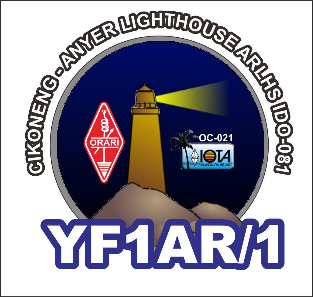Java Island YF1AR/1