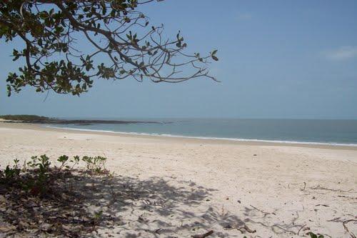 Jeta Island Guinea Bissau J5NAR/P