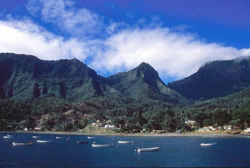 Juan Fernandez Islands CE0ZOL