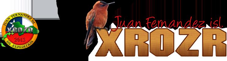 Острова Хуан Фернандес XR0ZR