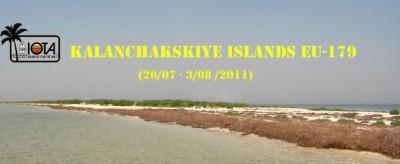 Каланчакские Острова IOTA