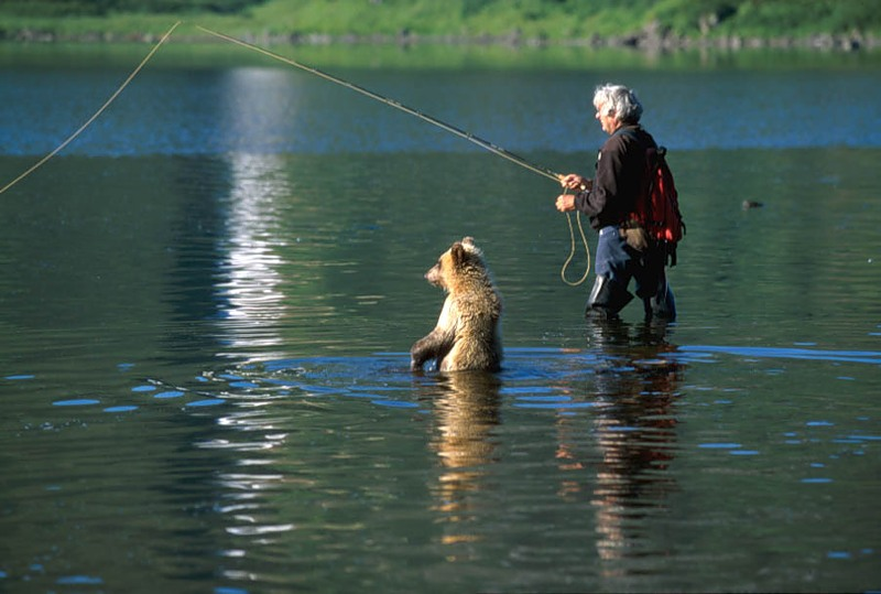 Kamchatka DX News Fishing