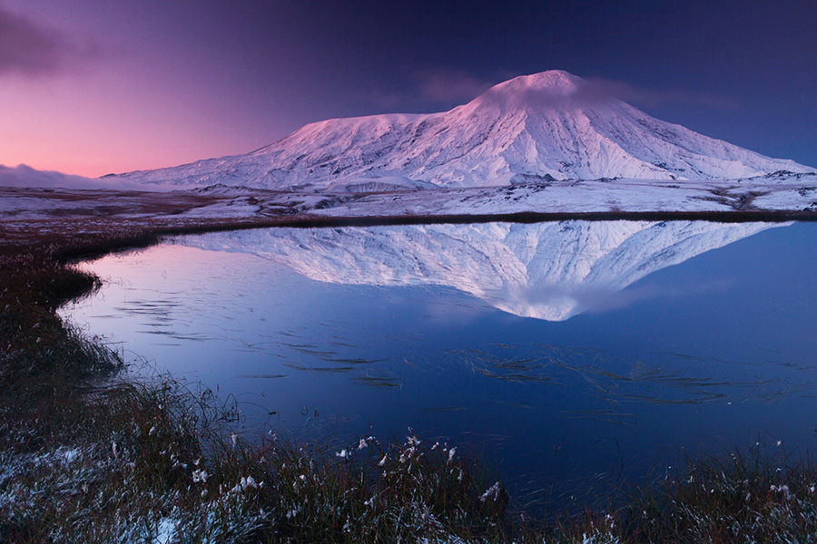 Kamchatka Land of Volcanos UA0LCZ/0