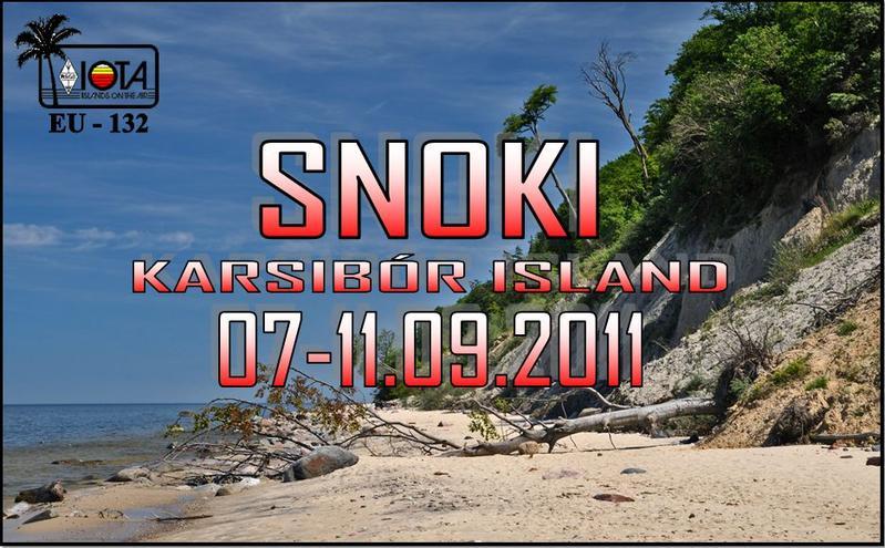 Остров Карсибур SN0KI