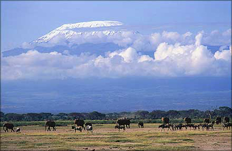 Кения 5Z4/IZ4AKS Килиманджаро