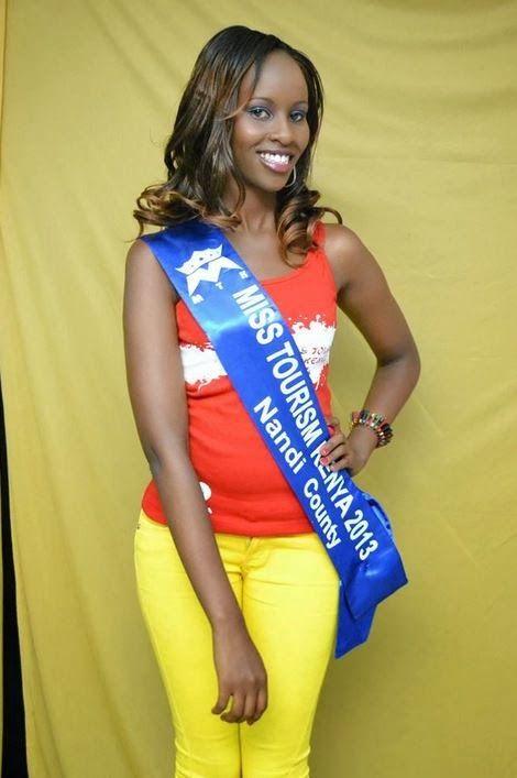 Kenya Miss Kenya 5Z4/JH0CJH
