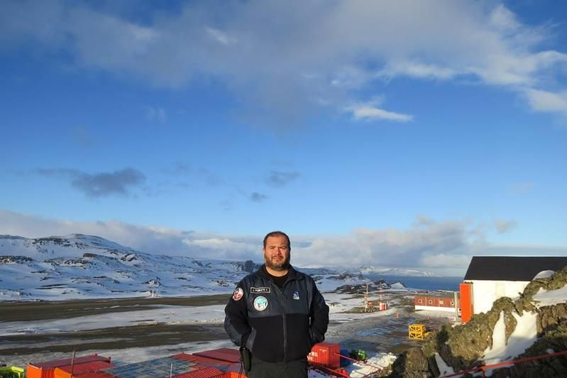 King George Island Waterloo Island South Shetland Islands CE9OJZ