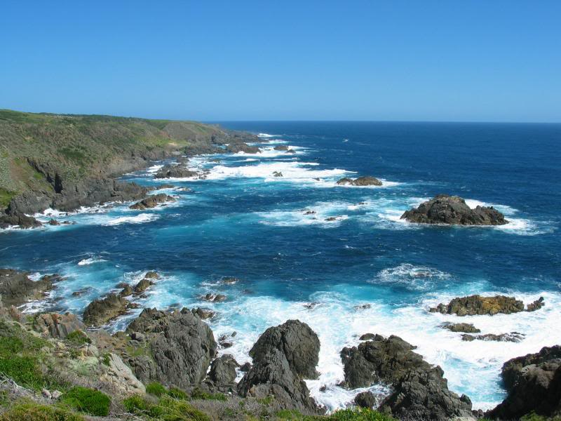 King Island VK7ZX Surprise Bay