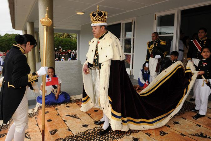 Kingdom of Tonga A31JY A31MA A31VA A31KJ DX News King