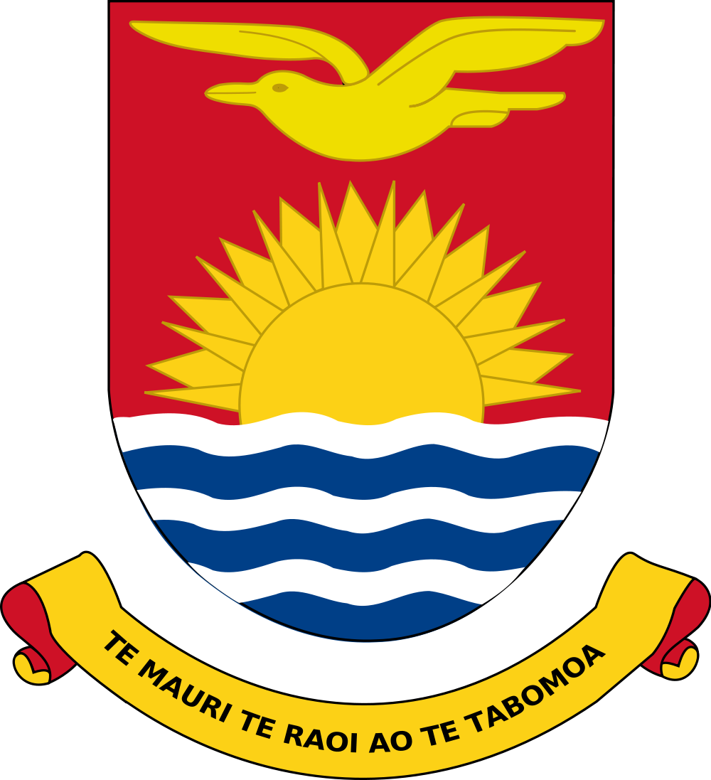 Kiribati Coat of Arms Kiribati