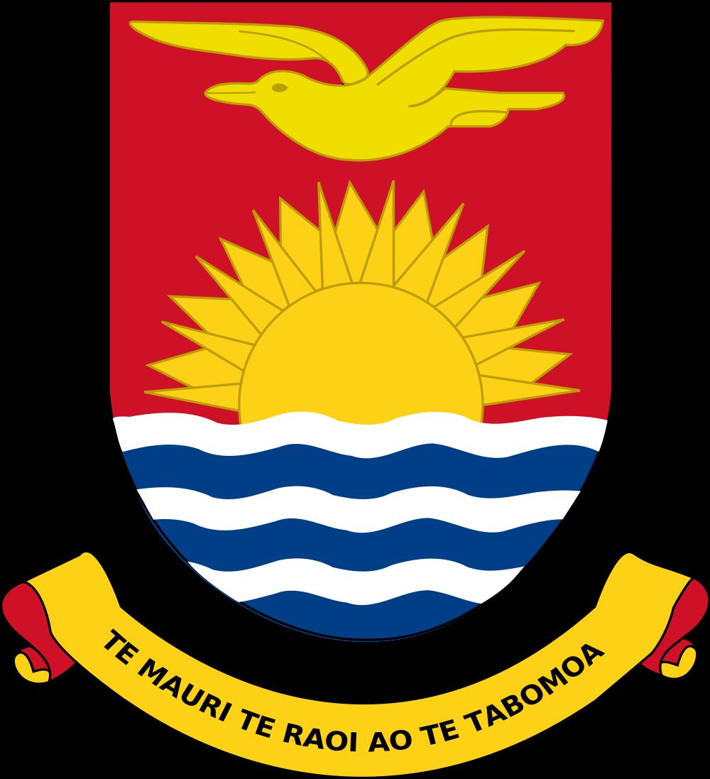 Kiribati Coat of Arms Kiribati