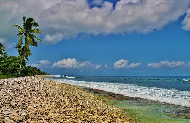 Kiribati T30KV DX News
