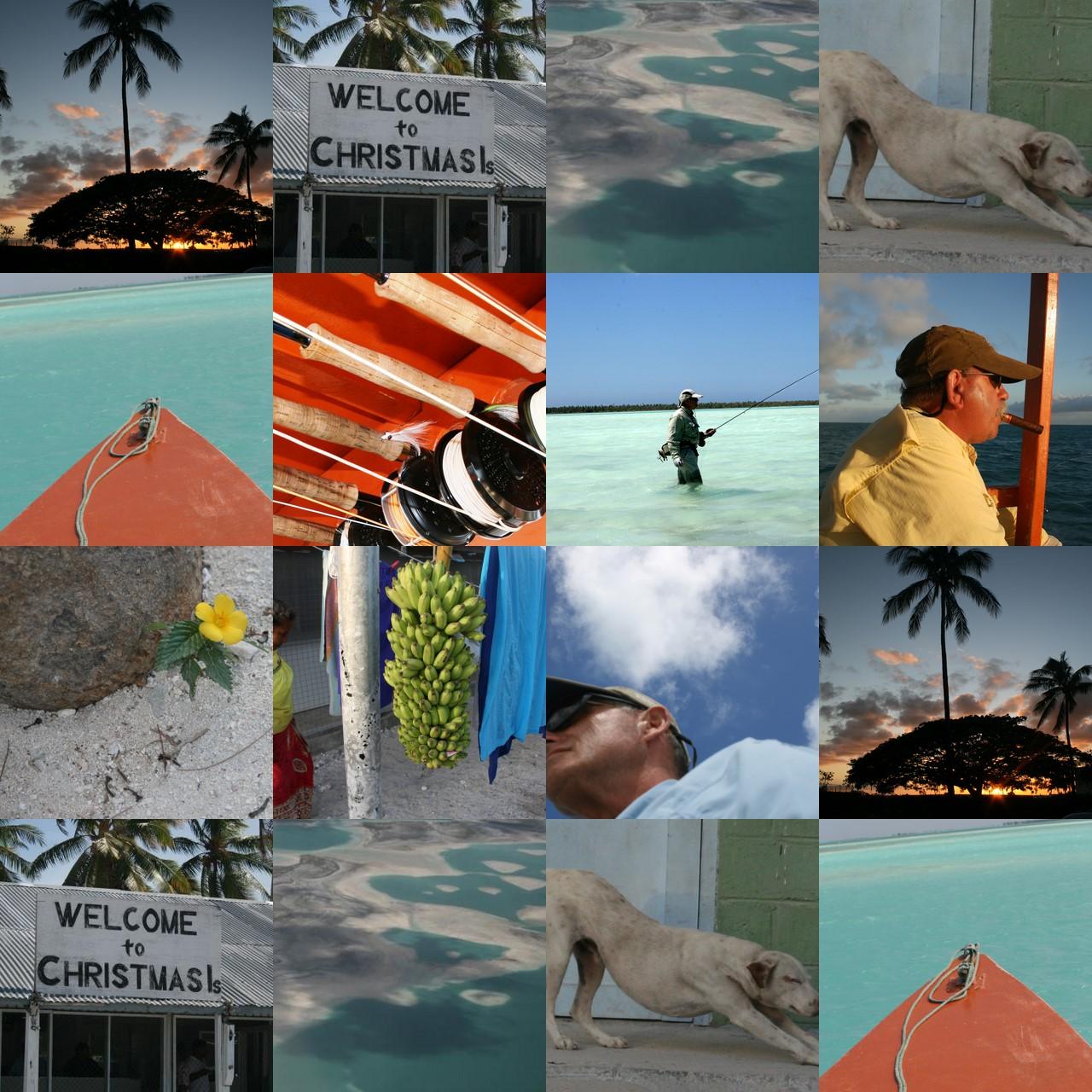 Остров Киритимати Рождества Кирибати T32C