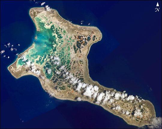 Kiritimati Island Christmas Island Kiribati T32AU