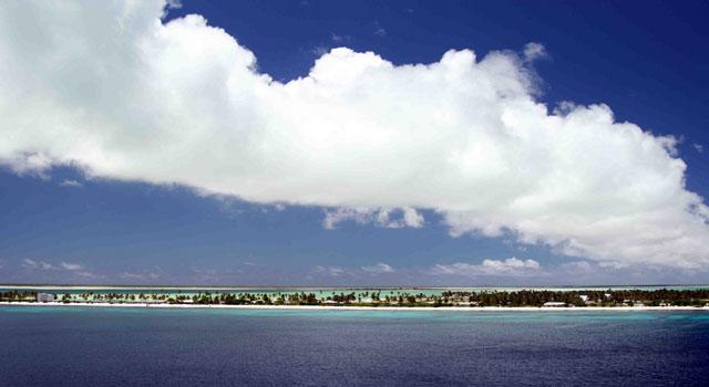 Остров Киритимати Кирибати