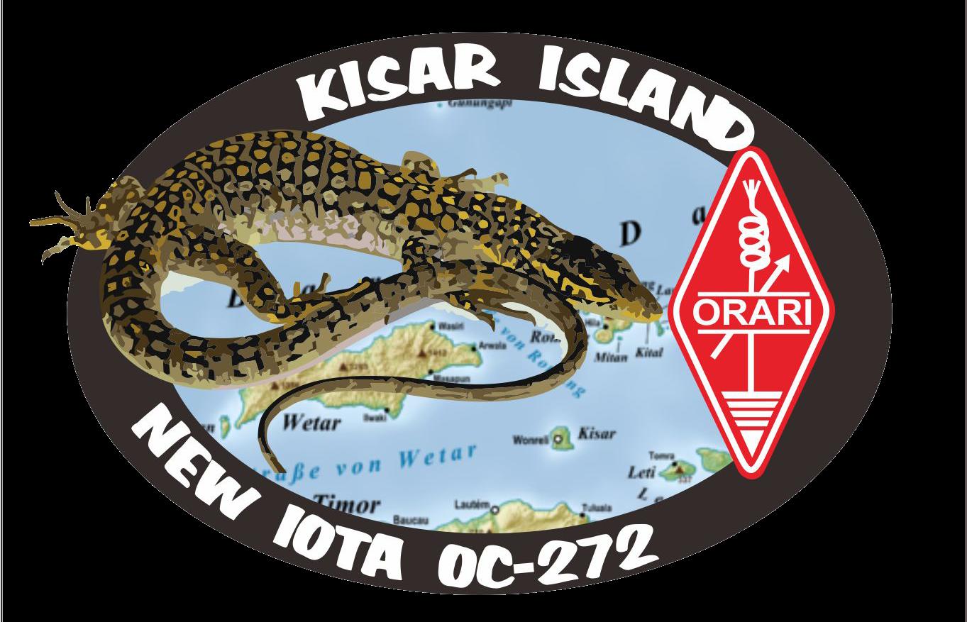 Kisar Island YF1AR/8 YB8XM/P