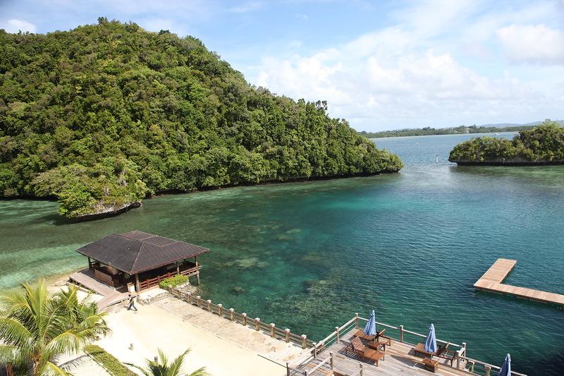 Остров Корор Острова Палау T88JX