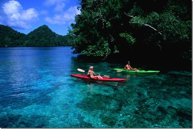 Koror Island Palau T88TW
