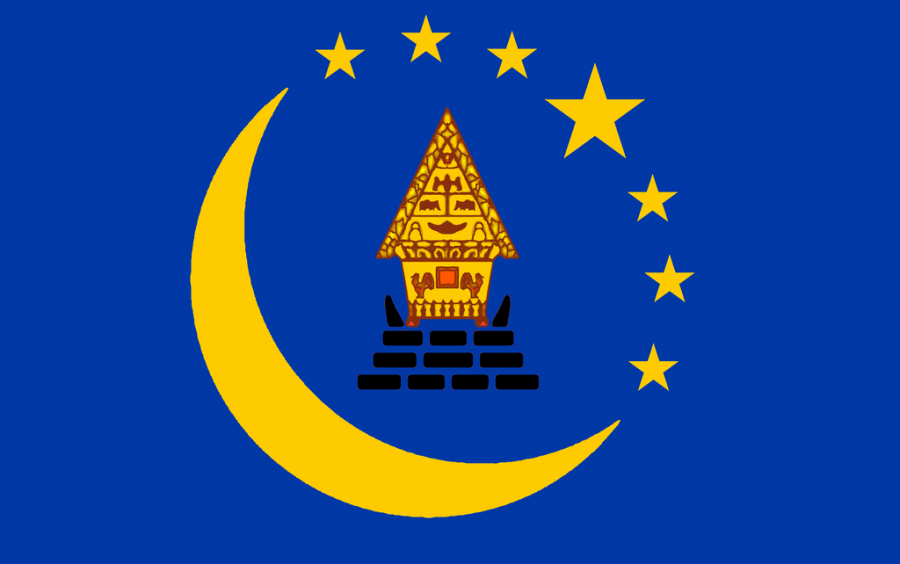 Остров Корор Палау Герб штата Корор T88SM T88HS T88HK T88CP