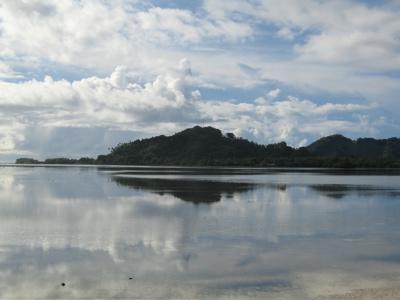 Kosrae Island Island of Sleeping Lady V63FAA