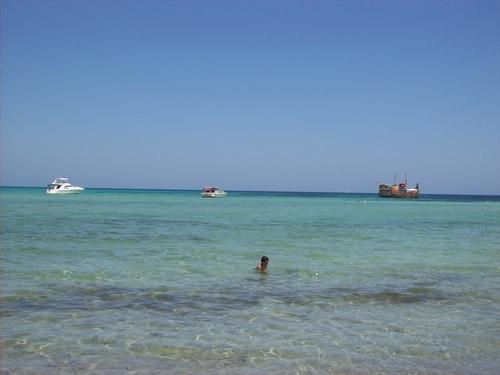 Остров Куриат Tунис