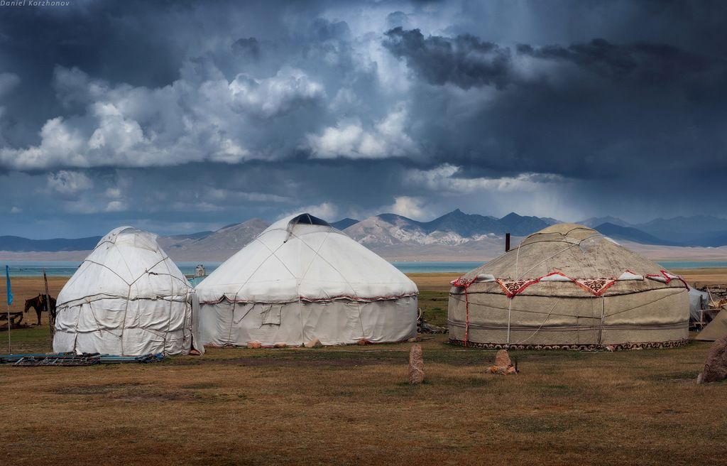 Kyrgyzstan EX/HB9DUR