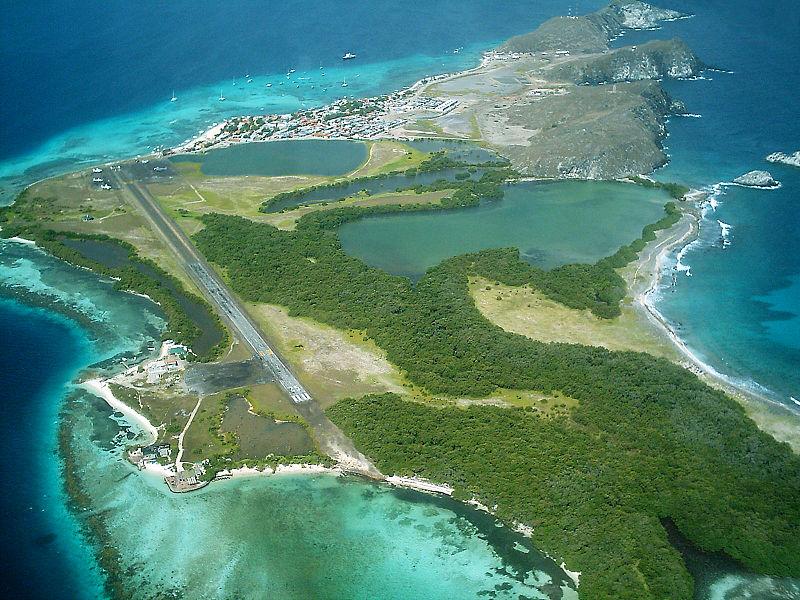 La Blanquilla Island YW5B DX News