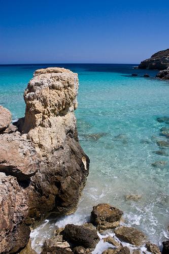 Остров Лампедуза IG9S