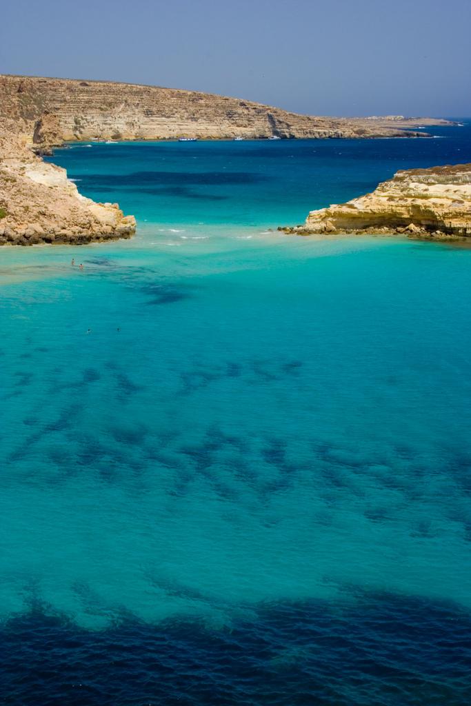 Lampedusa Island I2ADN/IG9