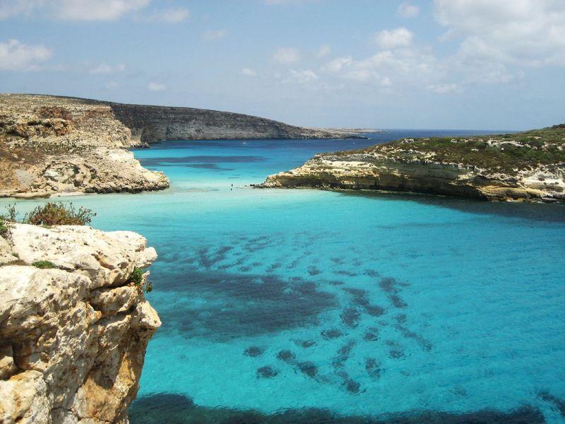 Lampedusa Island IG9/IK2PZC