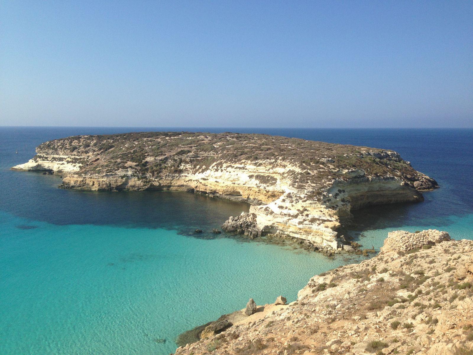 Lampedusa Island IG9/OE3GEA
