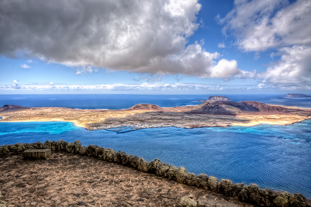 Остров Лансароте EA8/DH5JG Канарские Острова