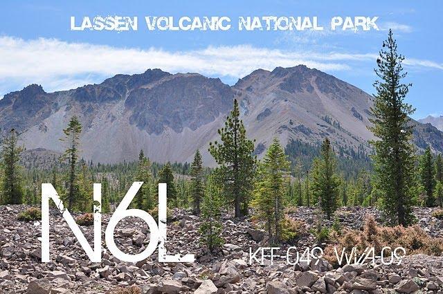 Национальный Парк Лассен Волканик N6L