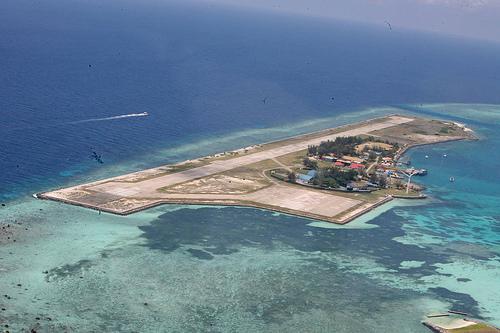 Layang Layang Island 9M0L