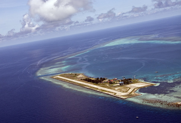 Layang Layang Island Spratly Islands 9M4SLL