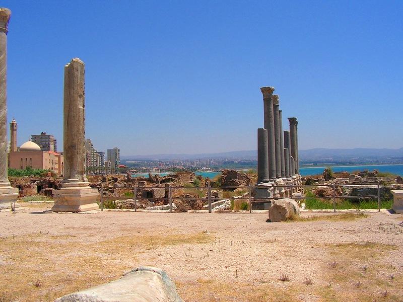 Lebanon OD5/EA1CYK